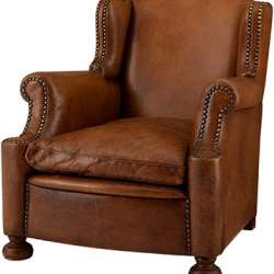Мягкое кресло Eichholtz Chair Club Brooks