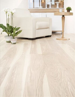 Паркетная доска Baltic Wood Ясень Cream Classic